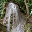 "Waterfall at the ""Monasterio de Piedra"" — Stok fotoğraf #6803284"