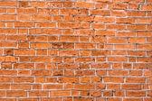 Stary mur z cegły — Zdjęcie stockowe