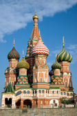 St. Basil Cathedral, Moscow — Stock Photo