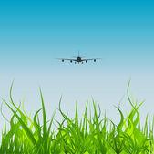 Vector Aviation — Stock Vector