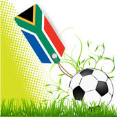 World cup south africa — Stock Vector
