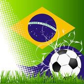 World cup Brasil — Stock Vector