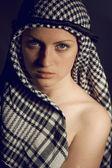 Beautiful muslim — Stock Photo