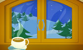 Vacanze invernali — Foto Stock