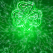 Irish background — Photo