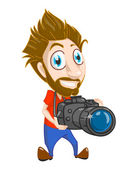 Photografer — Stock Photo