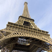 La torre eiffel paris — Foto de Stock
