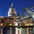 St Paul's Cathedral - Foto Stock