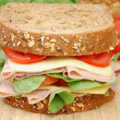 Deli sandwich — Stock Photo