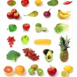Fruit and vegetables - Foto Stock