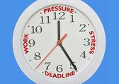 časové lhůty — Stock fotografie