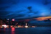 Tsim Sha Tsui — Stock Photo