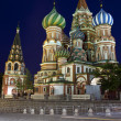 St Basil's Cathderal, Moscow — Stock Photo