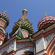 St Basil's Cathderal on Red Square, Moscow — Stock Photo #6814529