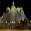 The Church on the Spilled Blood - Saint Petersburg — Stock Photo