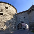 Tallinn Stadttor (City Gate) - Stock Photo