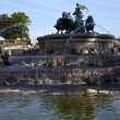 Gefion Fountain, Copenhagen - Stock Photo