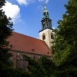 Marienkirche (St. Mary's Church) in Berlin — Stock Photo