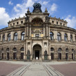 The Semper Opera House in Dresden — Stock Photo #6827811