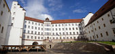 Colditz Castle in Germany — Stock Photo
