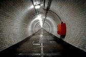 Greenwich Foot Tunnel, London. — Stock Photo