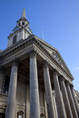 St. Martin in the Fields Church in London — Stock Photo