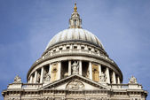 St. Paul's Cathedral, London — Stock Photo