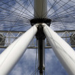 Stock Photo: The London Eye