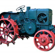 Old tractor — Stock Photo #7843740