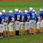 High School Football 2 — Stock Photo