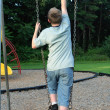 Stock Photo: Playground Teen 12
