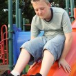 Playground Teen 4 — Stock Photo #6848854