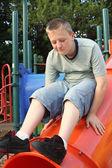 Playground Teen 4 — Stock Photo