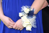 Prom Corsage — Stock Photo