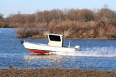 Speed Boat 2 — Stock Photo