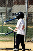 T-Ball — Stock Photo