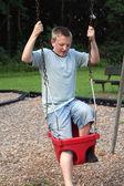 Too Big To Swing 2 — Stock Photo