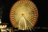 Wheel Aglow — Stock Photo