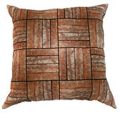 Wooden pillow — Stock Photo