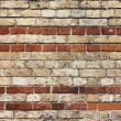Brick wall — Stock Photo #6787567