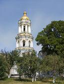 Belltower in Kyiv Pechersk Lavra — Stock Photo