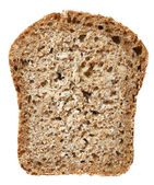 Cross-section of bread — Stock Photo