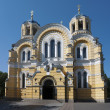 St. Volodymyr cathedral in Kiev - Stock Photo