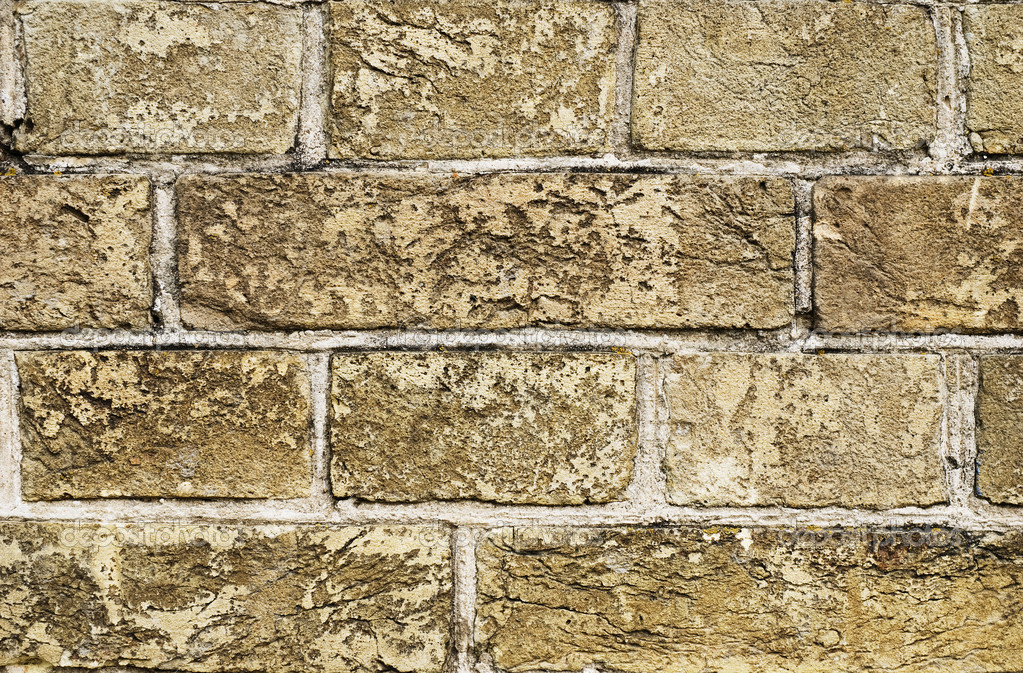 Old brick wall  Stock Photo #6845305