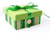 Celebratory gift — Stock Photo