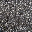 A close up of asphalt - 