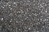 A close up of asphalt — Stock Photo