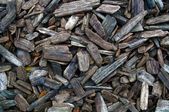 Wooden chips — Stock Photo