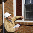 Home Inspector — Stock Photo