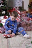 Childs Christmas — Stock Photo